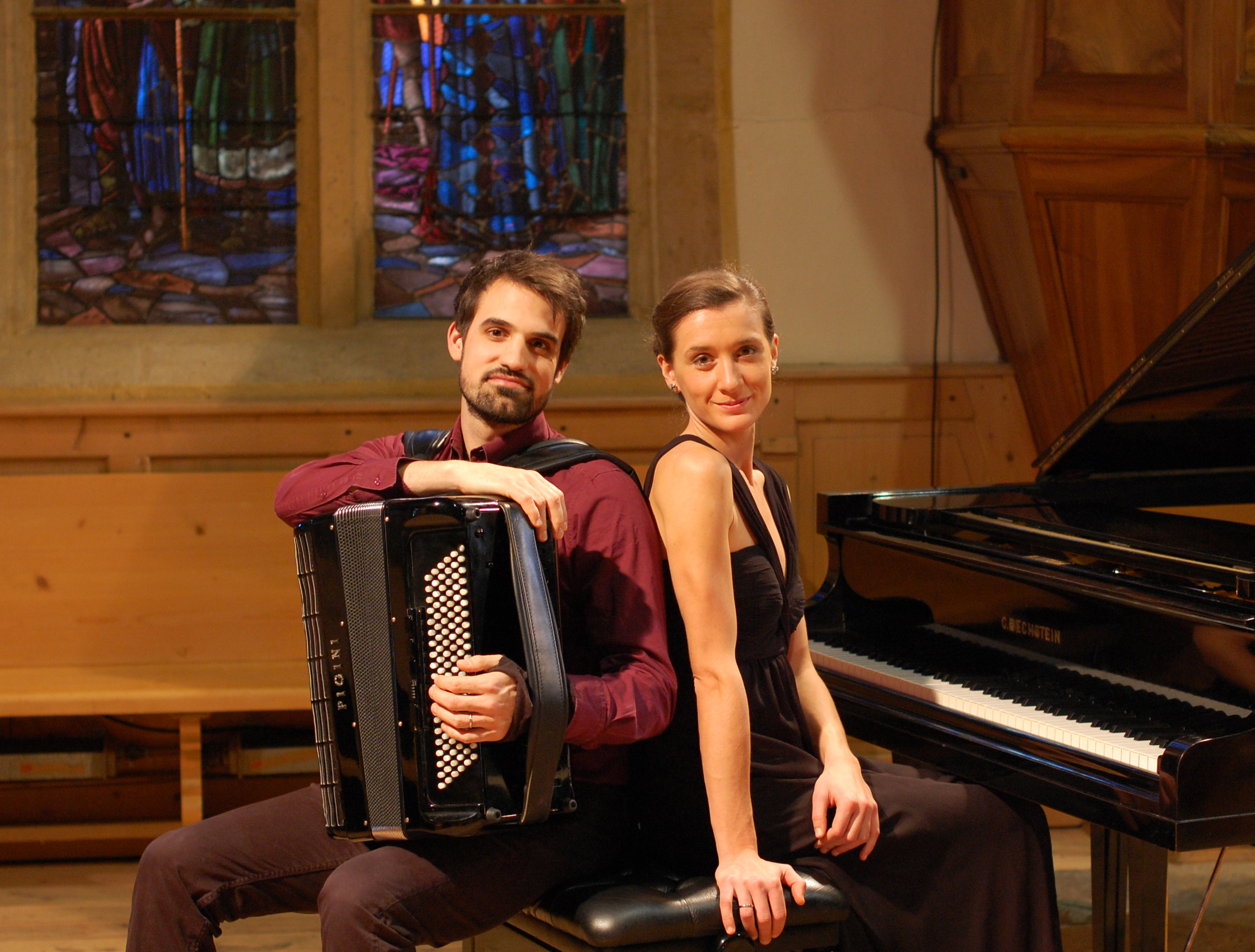 Duo Accordiano- Matins classiques